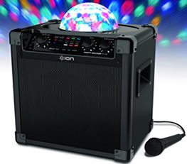 Jukebox & Bluetooth party rocker