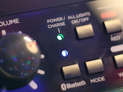 bluetooth stream your own disco