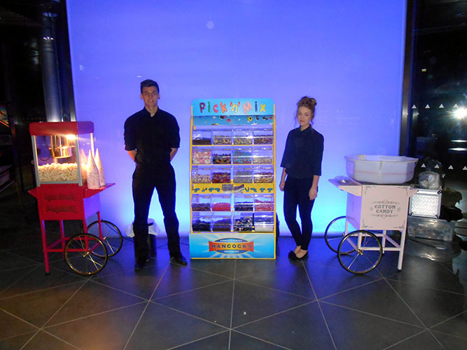 pick n mix & candy buffets for hire
